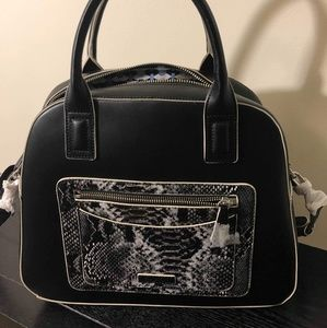 Vera Bradley Bowler Satchel Bag